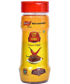 Khushi Foods | Garlic Magic Chilli-247x296 Chilly Flakes Magic Garlic Bread Garlic Magic Khushi Foods Masala Spices  Spices Pizza Mix Magic Pasta Masala Magic Vegi Pasta Masala Garlic Magic Garlic Bread Chilly Flakes Magic
