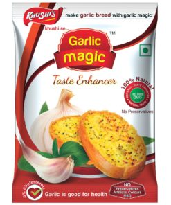 Khushi Foods | Garlic Magic Garlic-Magic-247x296 Products Of Khushi Foods | India's Biggest Spices And Masala Manufacturer
