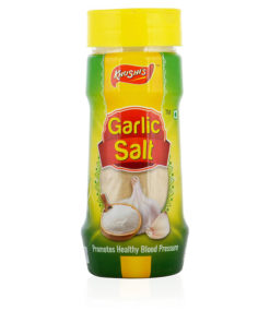 Khushi Foods | Garlic Magic Garlic-Salt-247x296 Products Of Khushi Foods | India's Biggest Spices And Masala Manufacturer