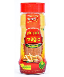 Khushi Foods | Garlic Magic Piri-Piri-247x296 Piri Piri Magic Garlic Bread Garlic Magic Khushi Foods Masala Spices  Spices Pizza Mix Magic Pasta Masala Magic Vegi Pasta Masala Garlic Magic Garlic Bread Chilly Flakes Magic