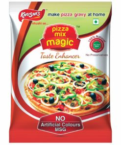 Khushi Foods | Garlic Magic Pizza-Mix-Magic-1-247x296 Products Of Khushi Foods | India's Biggest Spices And Masala Manufacturer